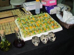 tombstone pumpkins