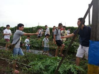 Quan Fa Organic Farm Tour