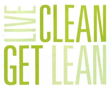 eat clean get lean